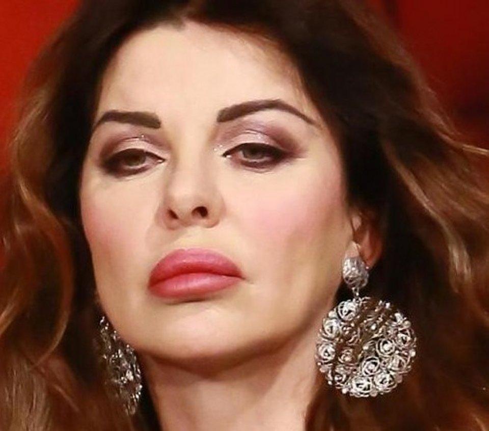 Alba Parietti risponde all'ex marito Franco Oppini non sono mai stata una  donna facile