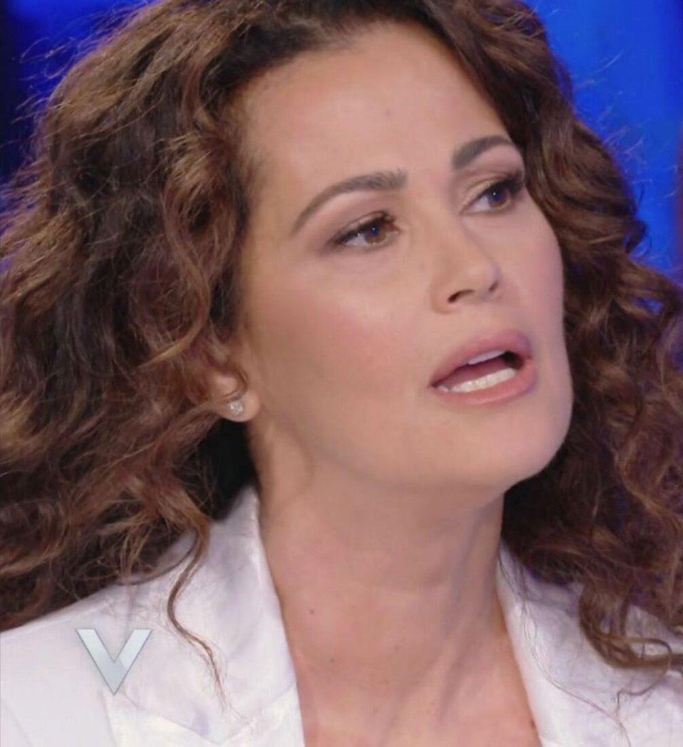 Samantha De Grenet e la sua lotta contro il tumore a Verissimo